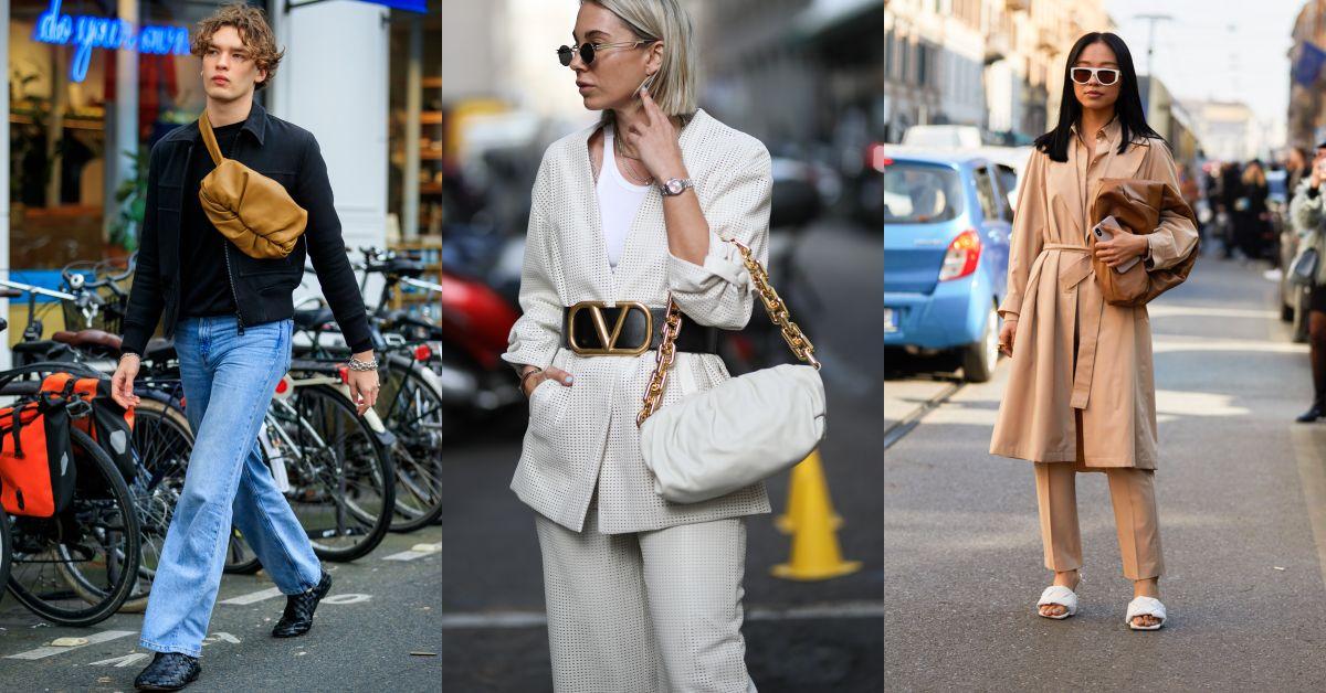 時裝週街拍最紅的包是它?BV「雲朵包」推出這3款升級版,絕對可以榮登2020年IT Bag!