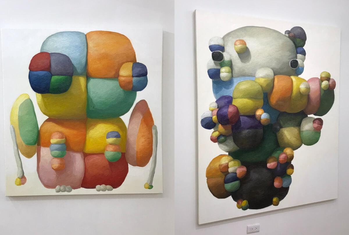 藝術投資家都在關注他!紐約當紅藝術家彼得•奧普海姆台北獨家展出!