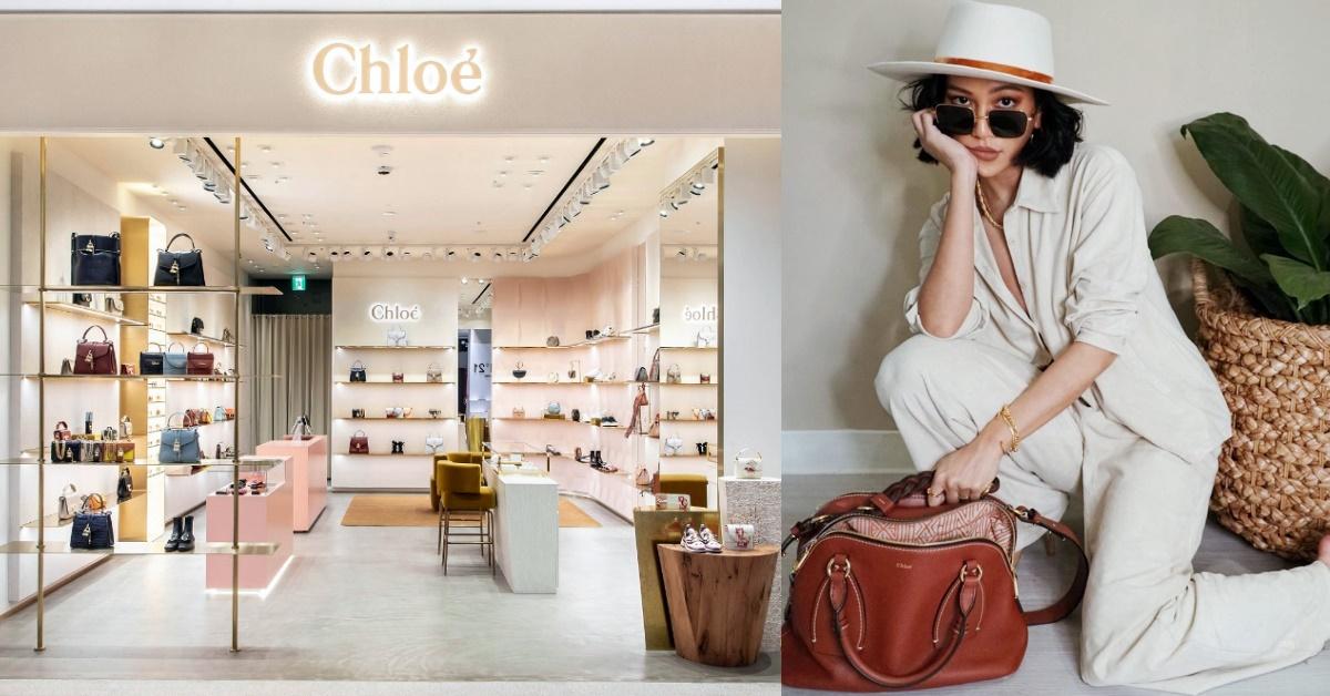 Chloé全新包款IG大洗版,曾之喬、莫莉、王淨...撞包也要搶著揹