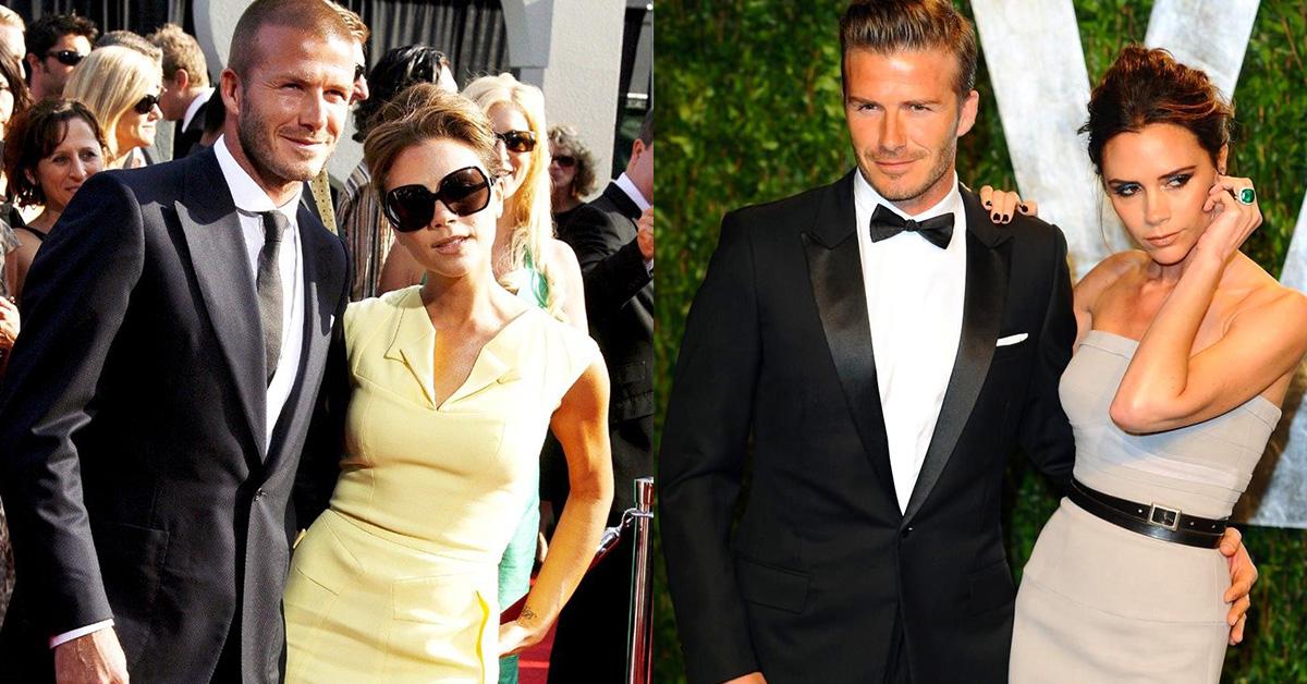 貝克漢夫婦日常放閃4種穿搭示範!一出場就是時尚焦點