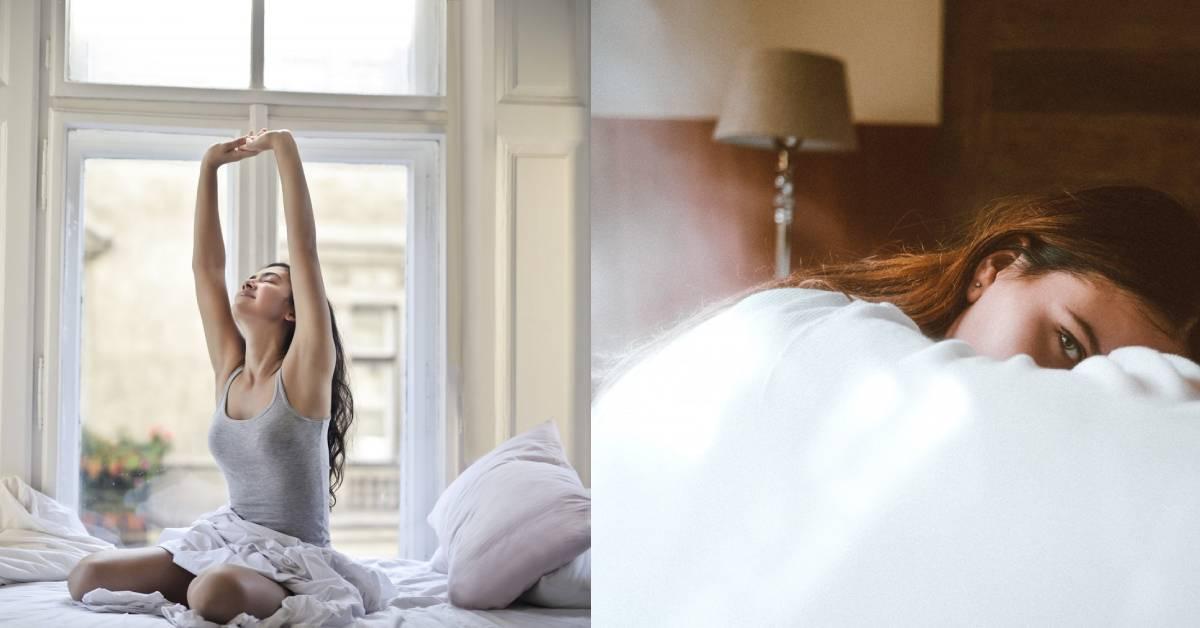 起床習慣看內在個性:喜歡賴床的人有創意,夜貓族都是成功人士?
