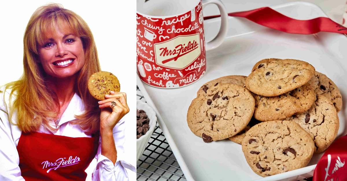 美國經典餅乾「Mrs. Fields」台灣一號店登陸東區!年銷7000萬片的美味理由竟是因為...?