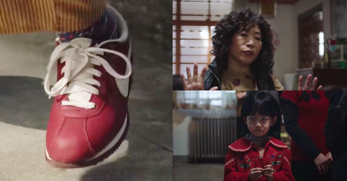 Nike新年廣告太有梗!拿過年傳統紅包「推拖戰」習俗當題材被網友讚爆