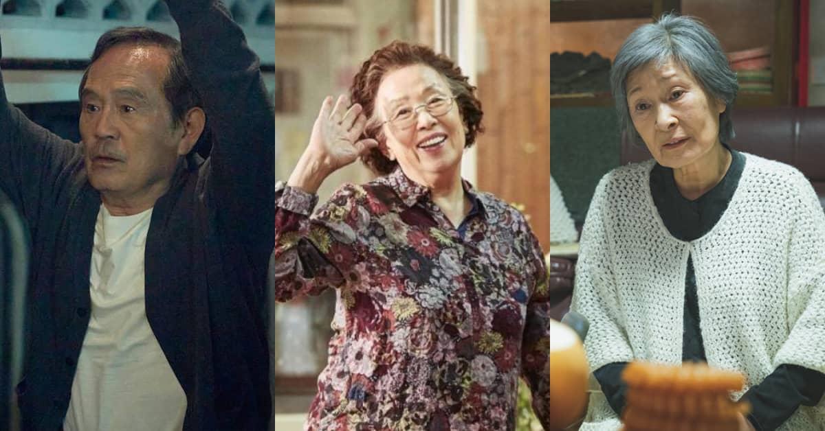 國民奶奶尹汝貞奪奧斯卡!盤點韓國資深實力派演員,《如蝶翩翩》朴仁煥也上榜