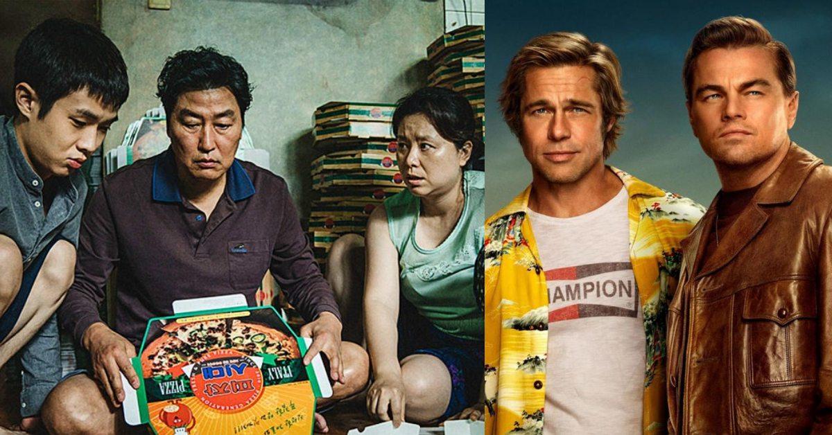 《Time》時代雜誌公布2019十大必看電影片單!寄生上流、從前有個好萊塢都入榜