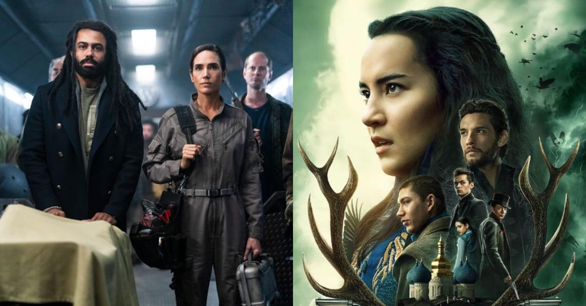 2021上半年Netflix美劇推薦!《末日列車》第二季重磅回歸,《太陽召喚》奇幻世界觀紅遍全世界