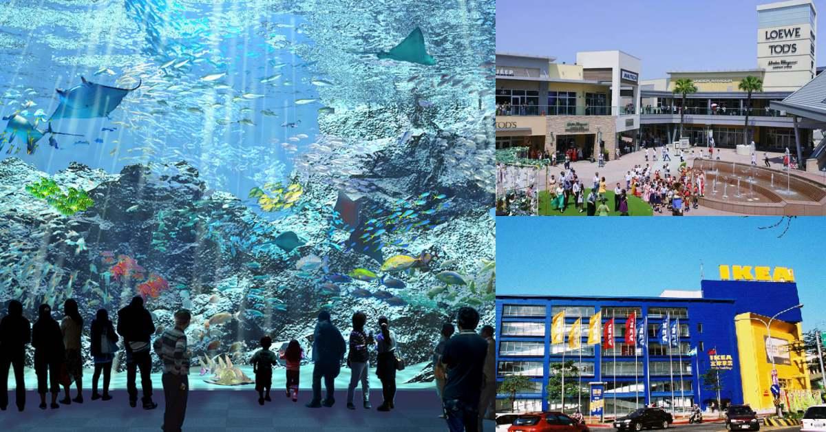 桃園青埔大翻身?IKEA青埔店、八景島水族館、時髦商城進駐,6大全新景點打造新地標!