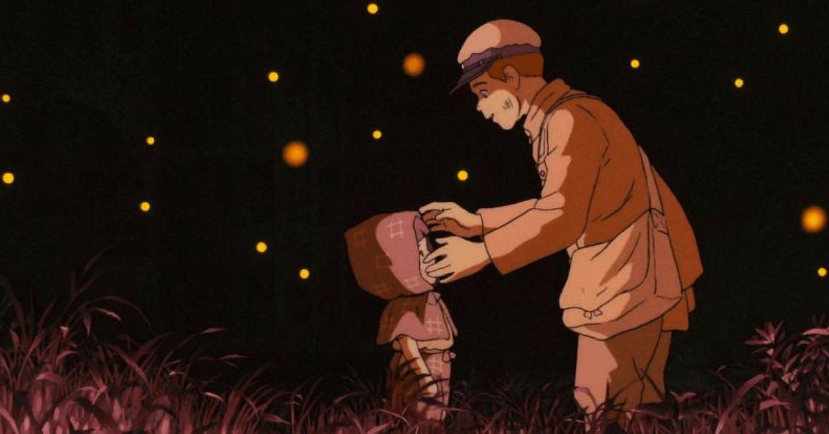 「螢火蟲之墓」海報竟暗藏玄機! 隱藏秘密被網友揭開,看完馬上有想哭的感覺