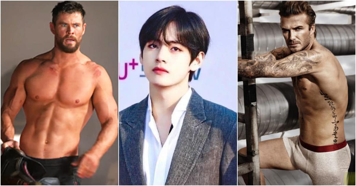 """全球最帥男星2020排行出爐!BTS金泰亨排第2,「雷神」 、貝克漢都被""""他""""比下去"""