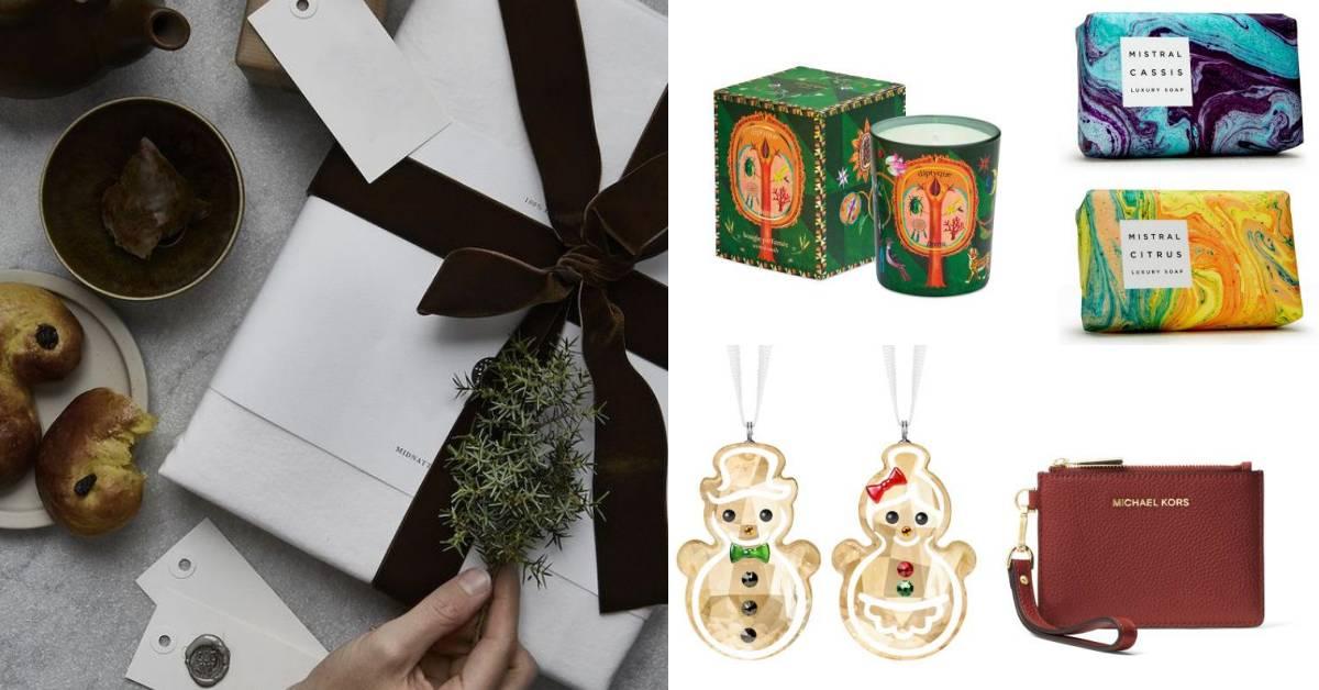 聖誕節交換禮物1000元以上清單!Prada、Michael Kors、MCM...11個質感好禮