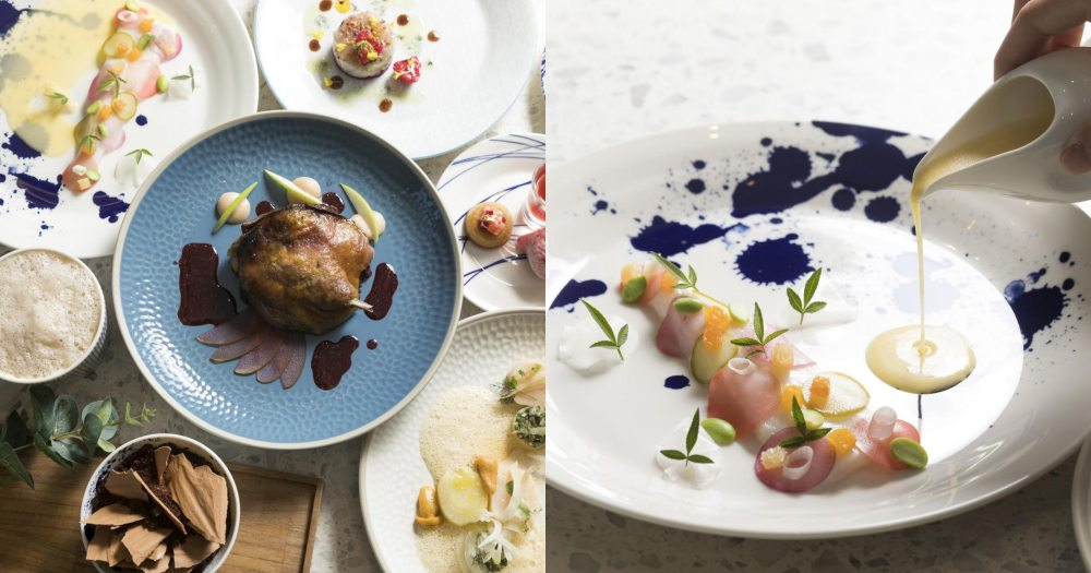 2020米其林跨界盛宴!Royal Doulton x Chefs Club Taipei星級聯名餐點顛覆你的視覺味蕾