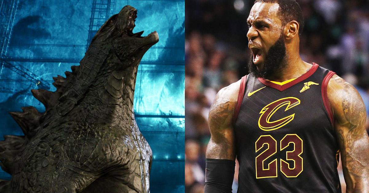 「這是部非常LeBron James的電影」破壞性更勝前作!四大巨獸現身《哥吉拉II:怪獸之王》主宰地球
