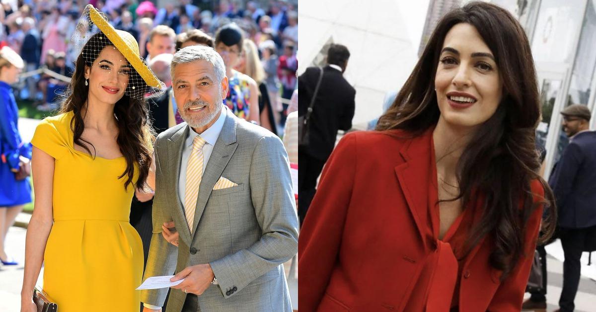 再度用黃洋裝稱霸全場!掌握喬治克隆尼老婆穿搭的「這些」法則,你也能一樣美