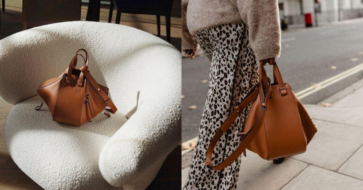 【10Why個為什麼】Loewe 把吊床變成包,這款 Hammock 問世至今依然熱賣原來它的魅力在這裡...