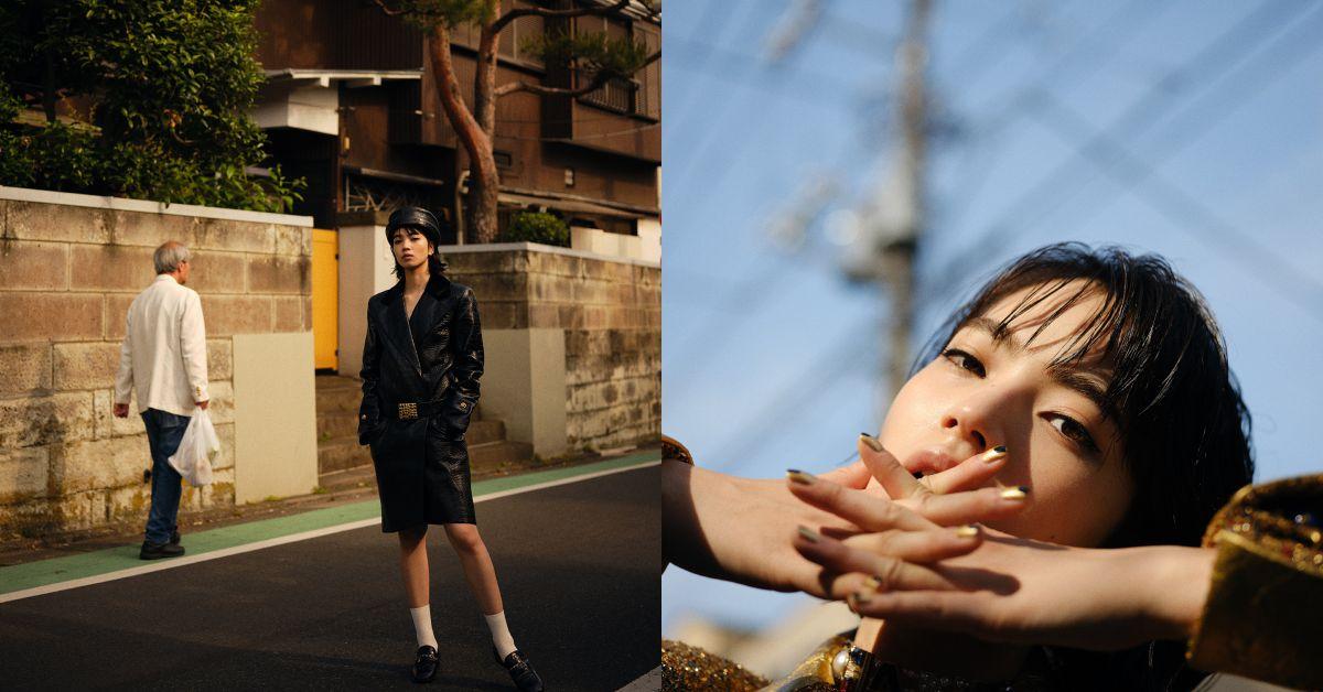 【封面人物】褪下厭世顏的鄰家女孩,小松菜奈:「台南有很多當地才有的東西,我非常的喜歡。」