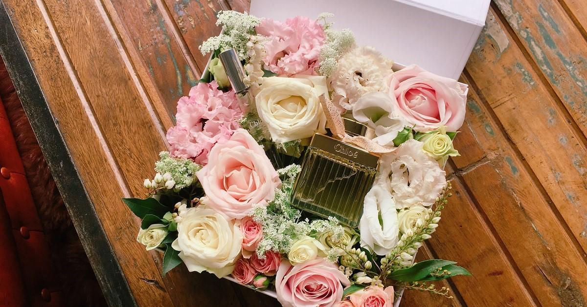 快跟男友許願,今年情人節這盒就夠了!Chloé首推玫瑰花香氛禮盒,限量只有50盒!