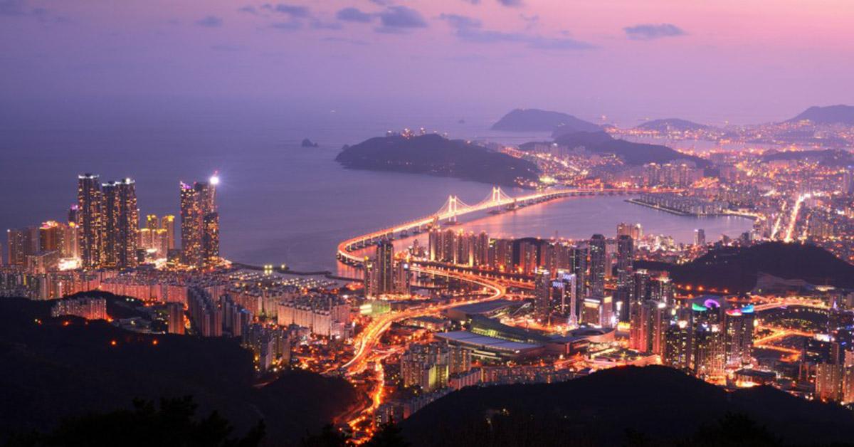 【韓國】釜山夜景推薦:夜遊釜山港、釜山大橋、廣安里海灘、The Bay 101,快來找出最適合自己的夜景行程!
