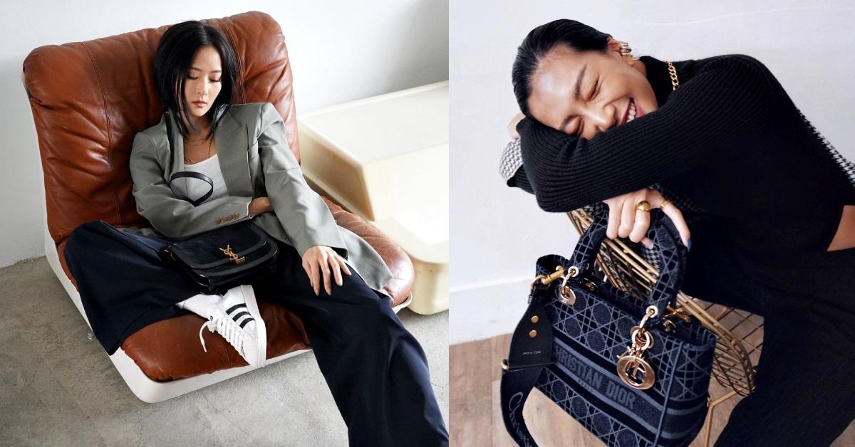 2020包包流行「肩揹」!LV、Dior、Bvlgari...孫芸芸、Molly搶著揹