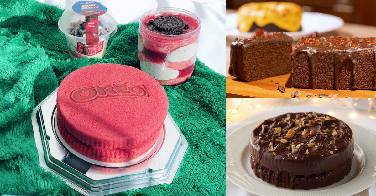 全聯一口氣推出三款聯名!Hershey's第二彈、放大版OREO紅絲絨、馬辣獵奇甜點!
