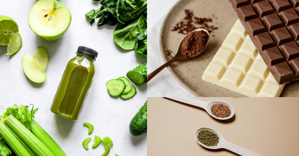 高血壓飲食推薦Top9!芹菜、綠豆、番茄…自然營養,每天2塊黑巧克力就有降低血壓效果