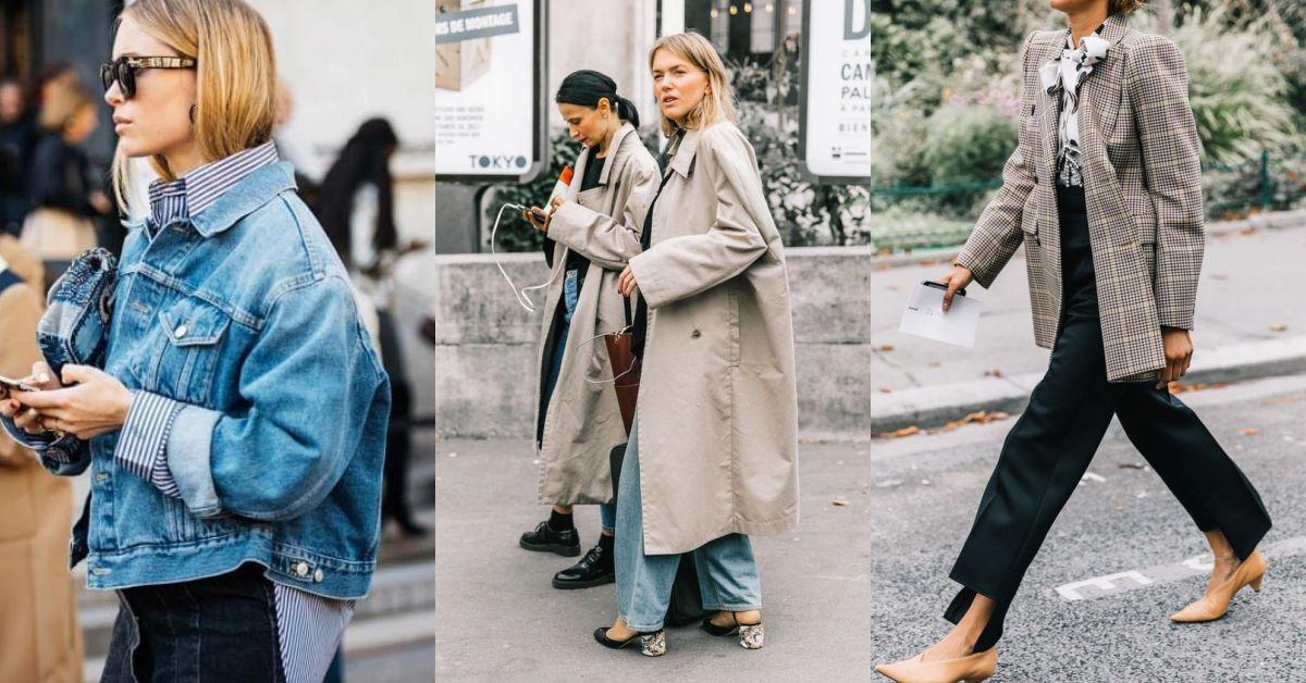 從少女穿到輕熟女都不退流行單品!衣櫃裡這「5件百搭外套」才是妳人生的必備款!