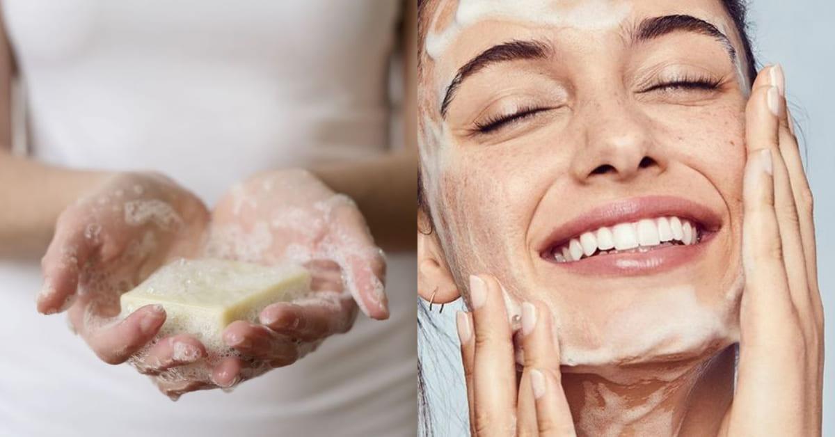 6款PTT熱搜洗臉肥皂推薦!敏感肌、乾肌用了能改善膚質,換季乾癢也不再!