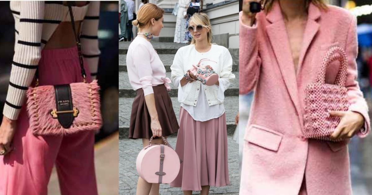 日本選出「令和色」!超適合春天的代表色「梅、櫻、菫」包款推薦