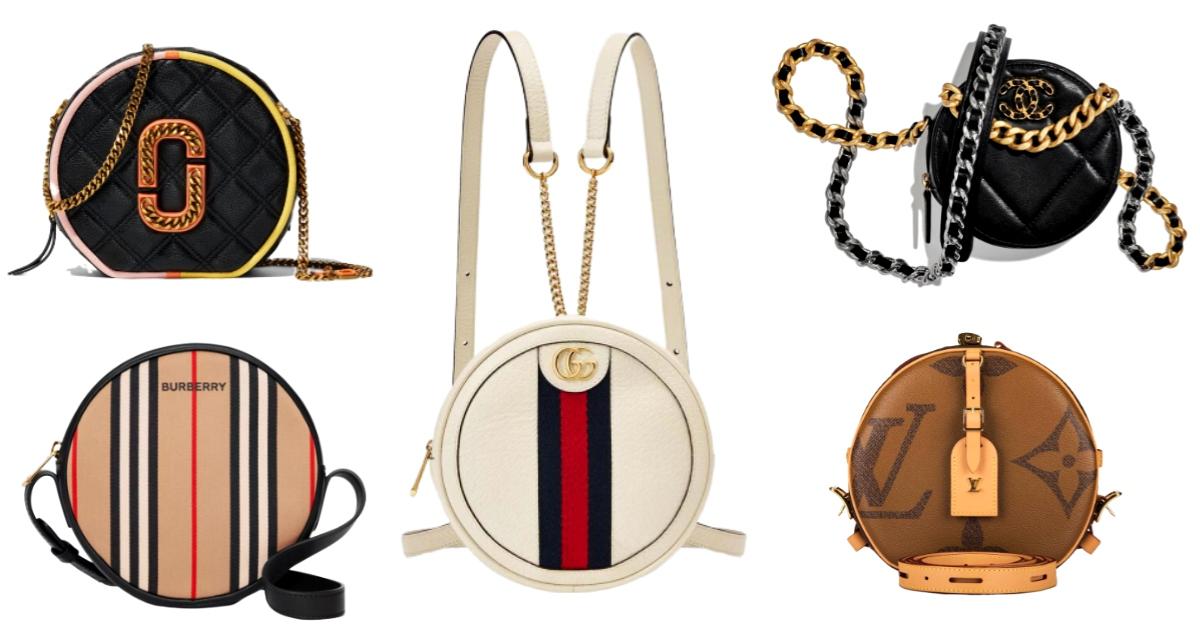 時尚人必收IT包!默默火紅多年的「小圓包」,Chanel、Louis Vuitton、Gucci再推激萌新款