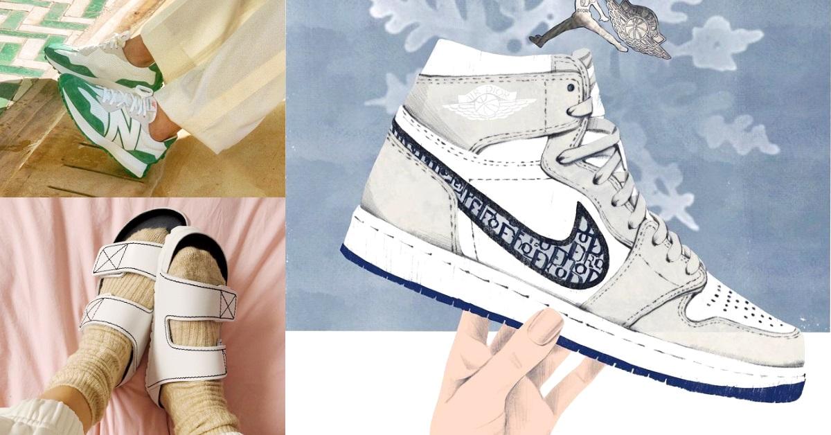 2020年最強聯名Top 5!Dior「Air Jordan」喊價破百萬,Gucci靠「米老鼠」撐腰