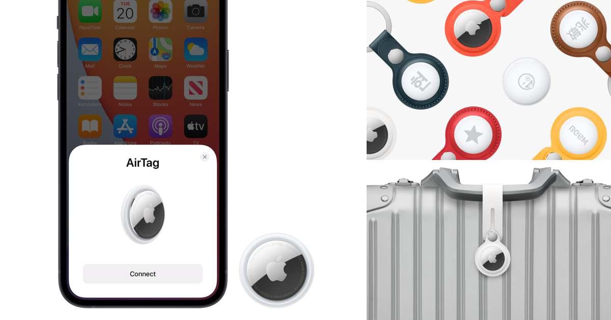 Apple新品「AirTag」到底是什麼?千元有找防外遇神器?健忘救星?開賣前必買亮點一次看!