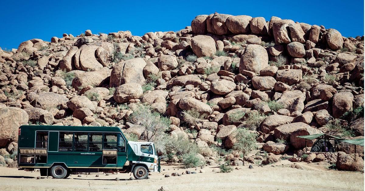 【Mr. Rich 理查先生】露營卡車遊非洲  你從來沒想過的新玩法