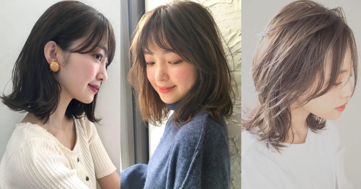 2019秋冬短髮怎麼燙不顯老?4款韓妞、日模最愛燙髮造型推薦!
