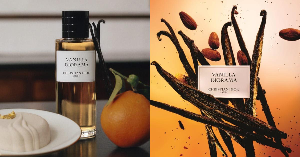 "Dior香氛世家香水推薦「澄金梵尼蘭香氛」!首次以""甜點""視為靈感,大人系香草柑橘香聞得到也吃得到"