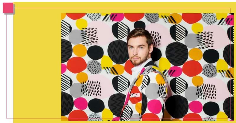 傢俱穿上身,IKEA 與英國品牌聯手推出服飾,用布料印花讓你穿得很 IKEA