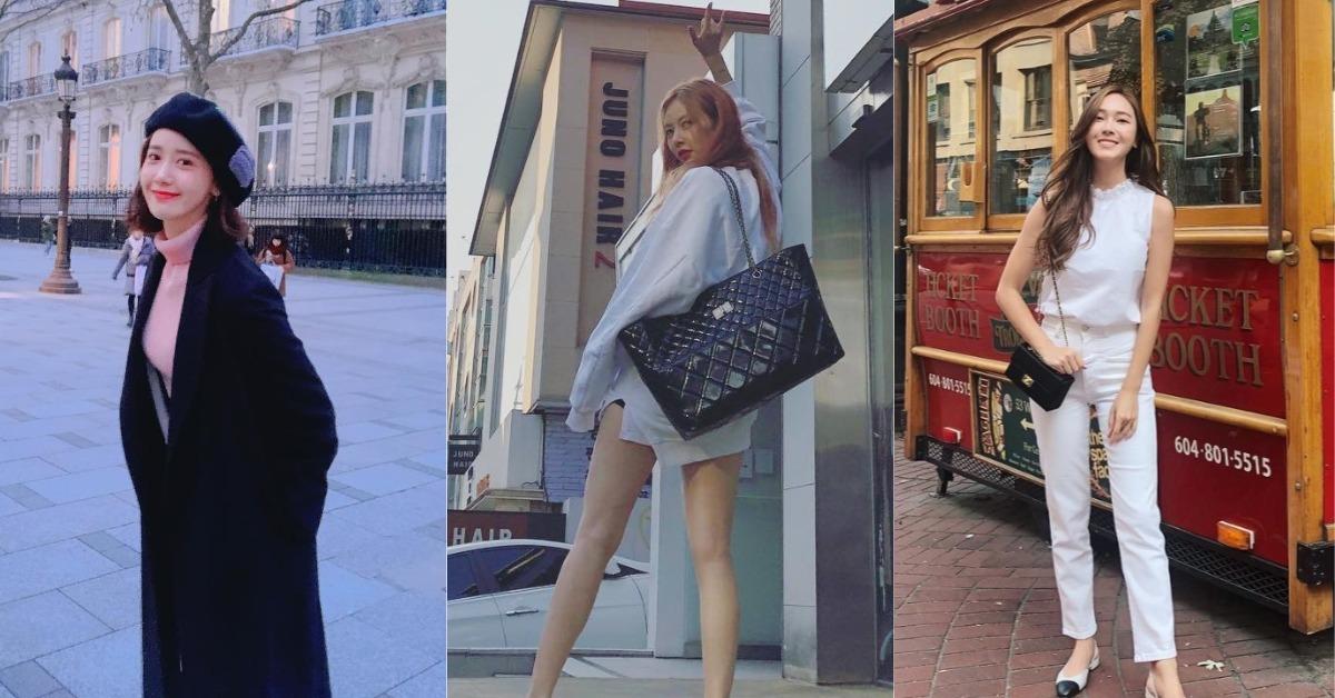 姊姊妹妹快追起來!「這些」韓國女星的IG就是時尚教科書