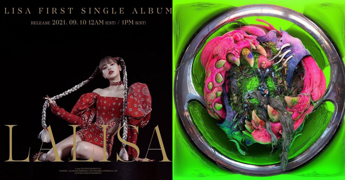 BLACKPINK Lisa首張個人單曲登場!9月發片清單女神壓境,Lady Gaga混音專輯問世、泫雅新歌曬恩愛