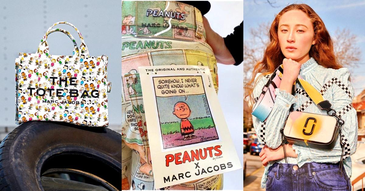 Marc Jacobs相機包「獨立」出走?全新「副牌」首間專賣店正式登台,獨家史奴比聯名吸小資女