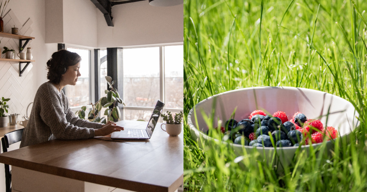 護眼食物吃對6大類!DHA抗氧化太重要、在家工作多吃「蛋黃」 ,因為葉黃素竟高出蔬菜3倍