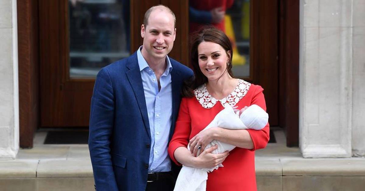英國皇室迎接第二位小王子,全世界都在為寶寶的名字做猜測!