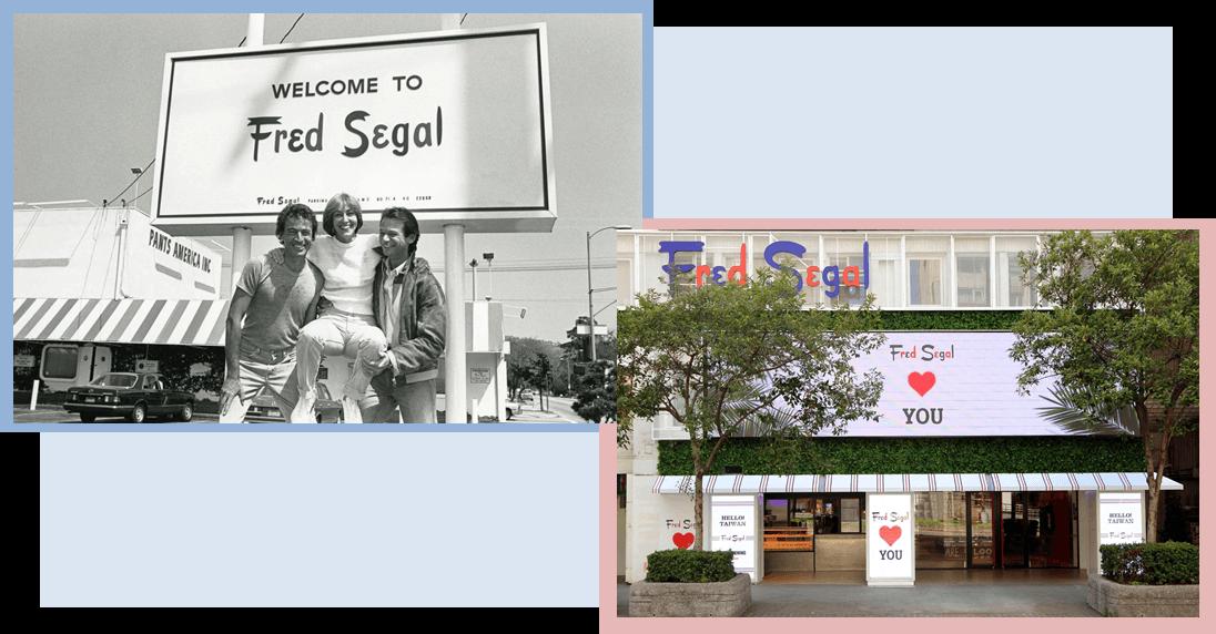 Fred Segal 落腳於台北東區,帶給你零時差的好萊塢式時尚
