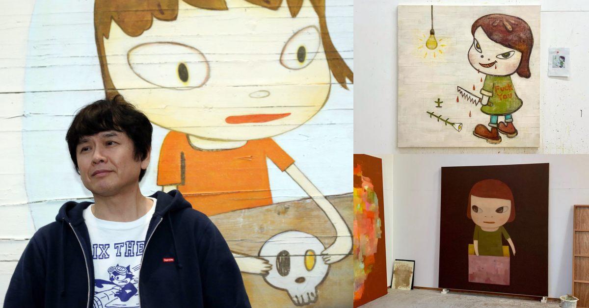 奈良美智台灣開展!10點解密大師的藝術創作、原來畫中的小女孩是香港人?