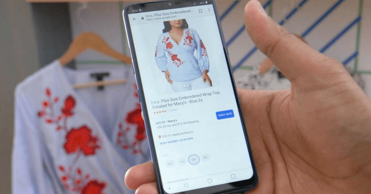 """路人鞋很美,手機拍一下馬上找同款! Google新""""Style Match""""功能,雖然方便但可能有潛在害處"""