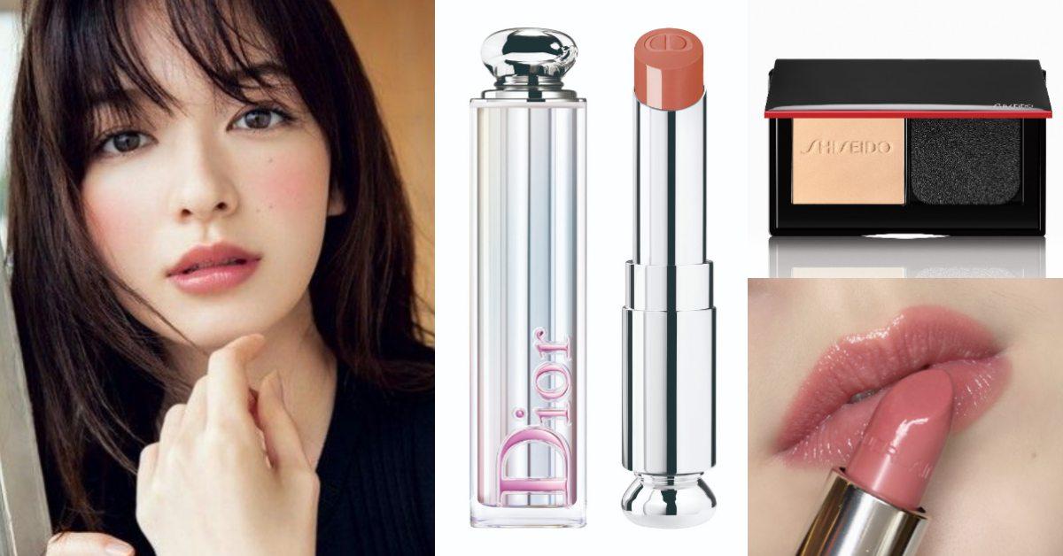 日本女生拜年妝都這樣畫!同色系、淺色唇,3大關鍵打造百發百中好媳婦妝容