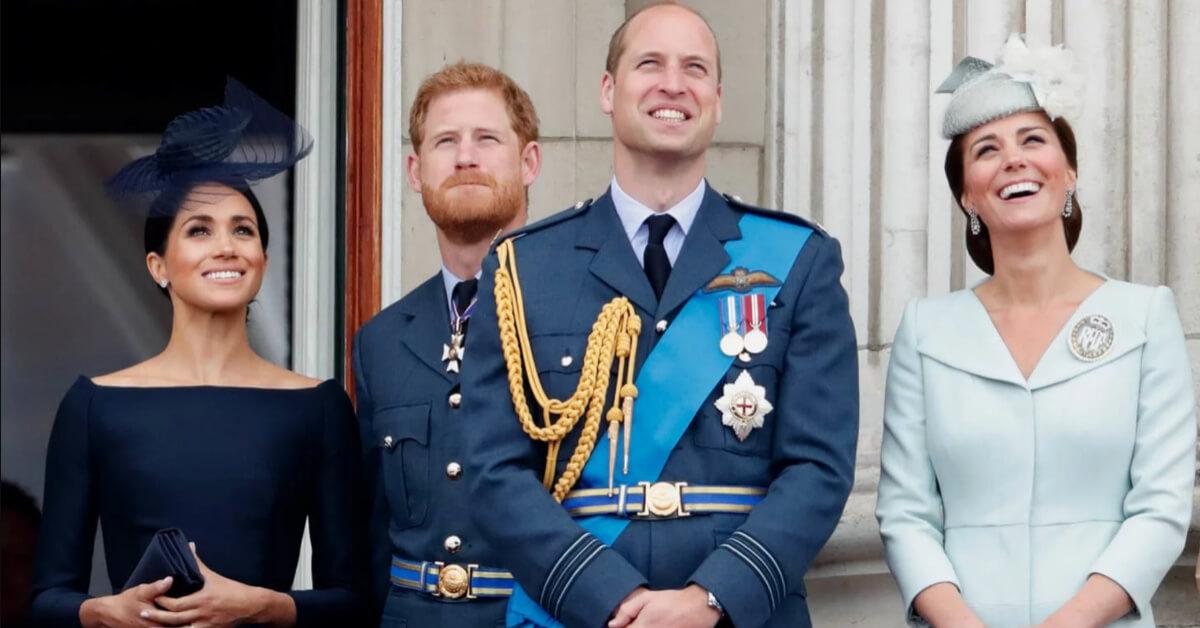 不是梅根、也不是女王,英國人票選最受歡迎皇室成員竟是「他」!