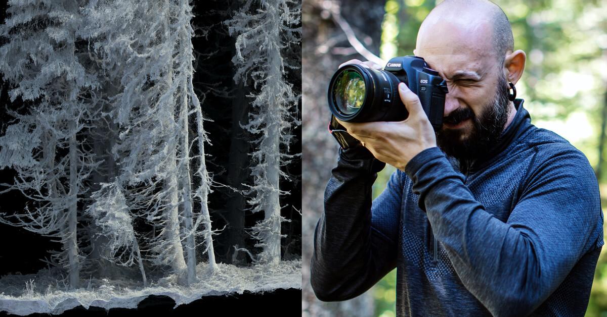 愛彼錶六度參展香港ART BASEL,與攝影藝術家合作展演大自然奧妙之處!