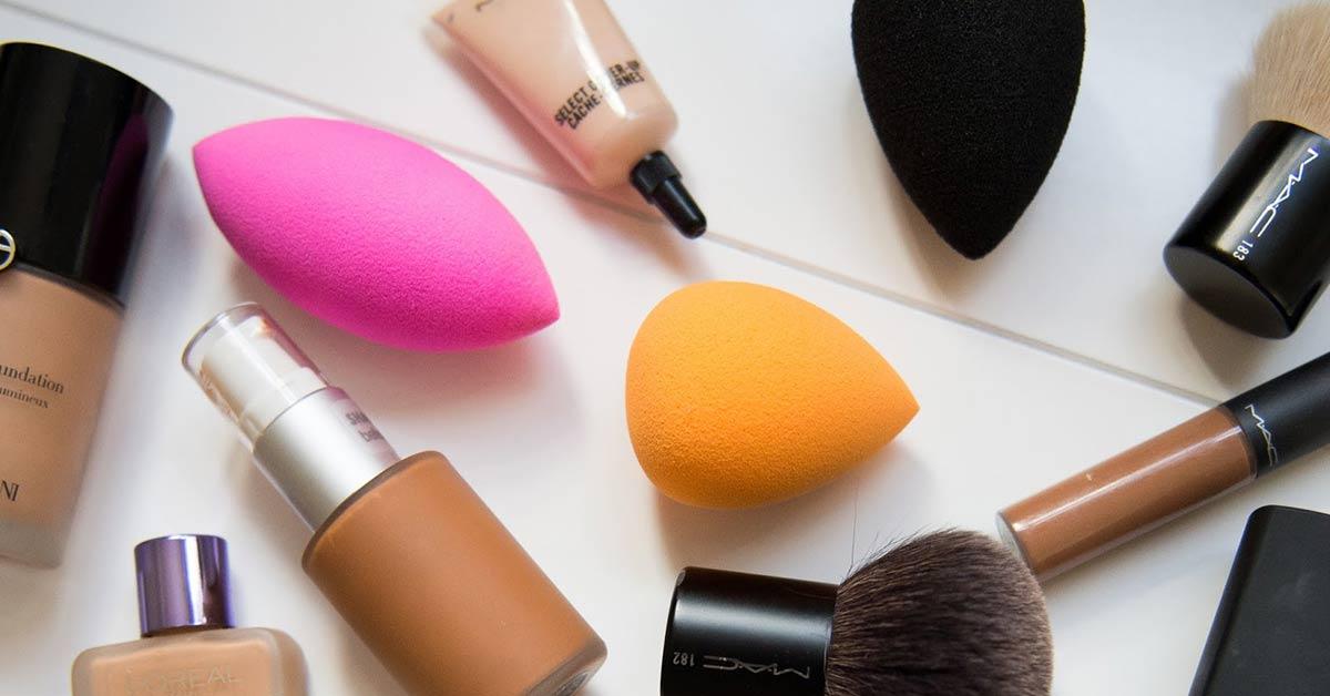 美妝蛋用微波爐就能輕鬆清潔?皮膚科醫生教你正確的清潔方式