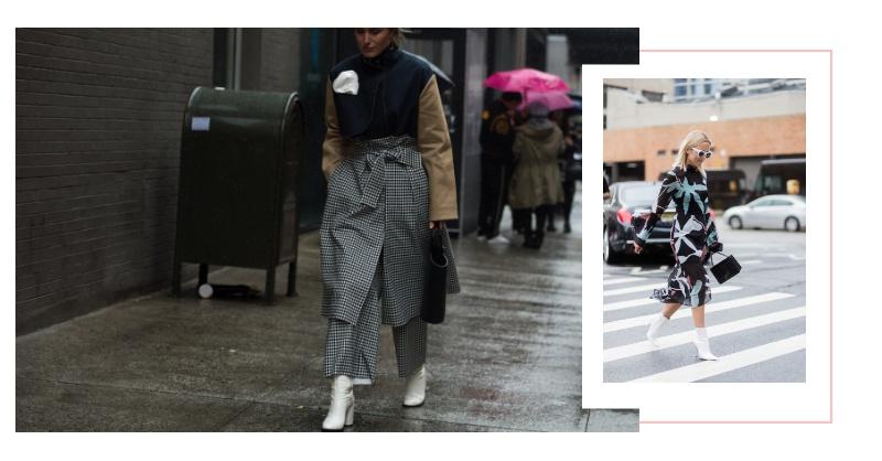 小白鞋風潮延續!除了球鞋外,時尚部落客都穿「這款」上街