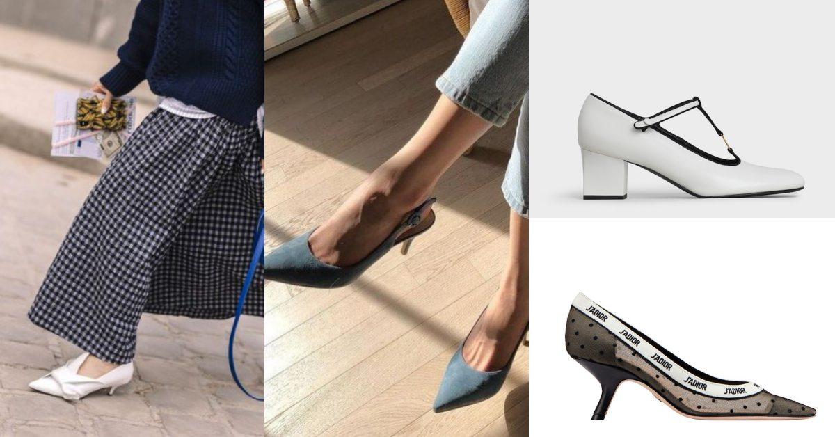 10雙OL上班絕美鞋款推薦!「避開這2點,抓住這2招」,讓你成為辦公室最時髦的女郎