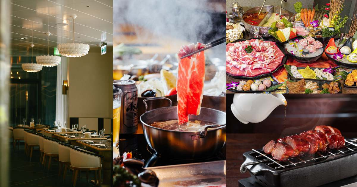2021母親節餐廳推薦Top10!「欣葉俱樂部」合適新潮派媽媽,文華東方 「雅閣」是五顆星美意的展現
