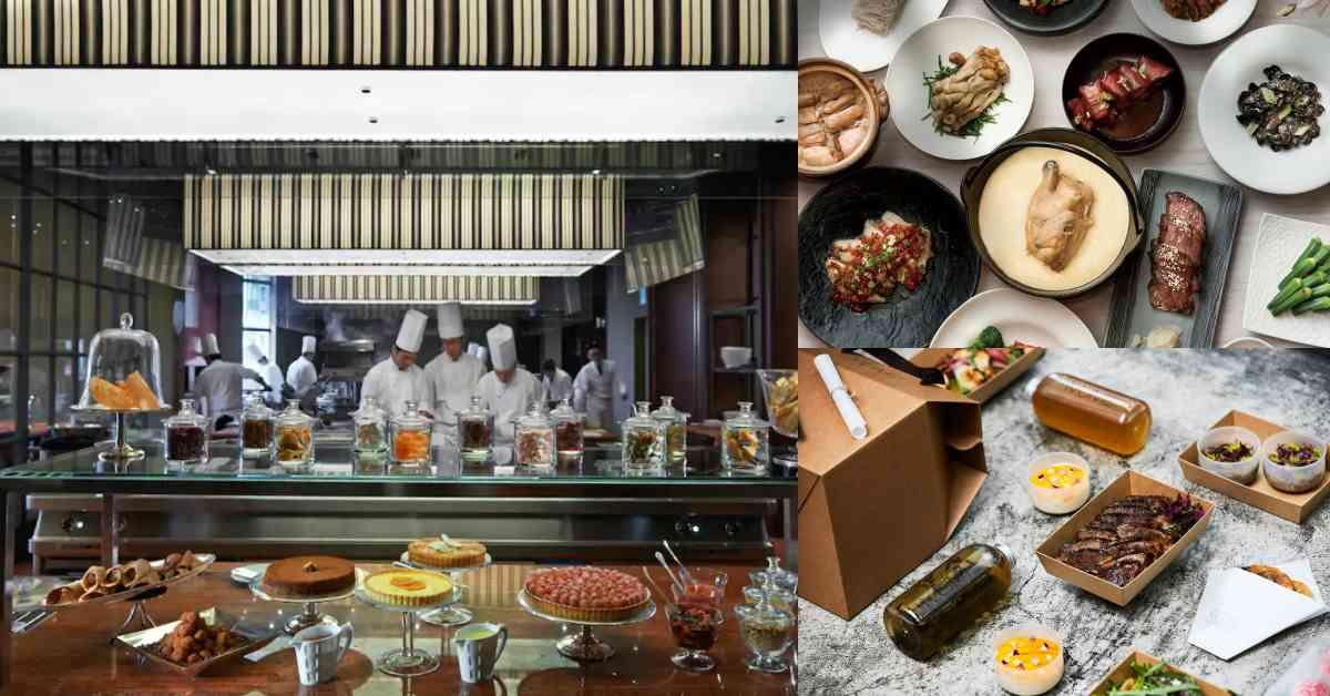 【食間到】米其林餐廳外帶推薦Top 7!Mume、文華東方Bencotto、Longtail....晶華軒「西施泡飯」免排隊就吃得到